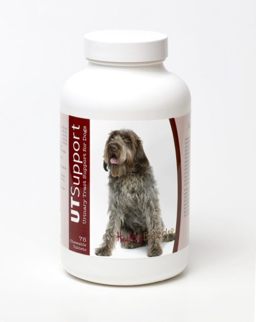 840235144007 Wirehaired Pointing Griffon Cranberry Chewables, 75 Count