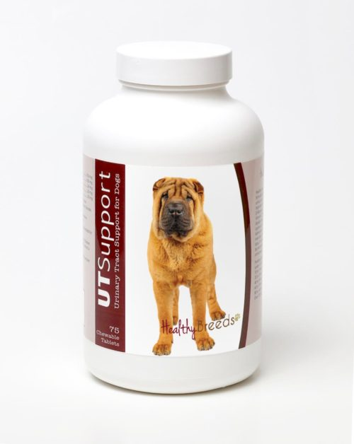 840235144687 Chinese Shar Pei Cranberry Chewables - 75 Count
