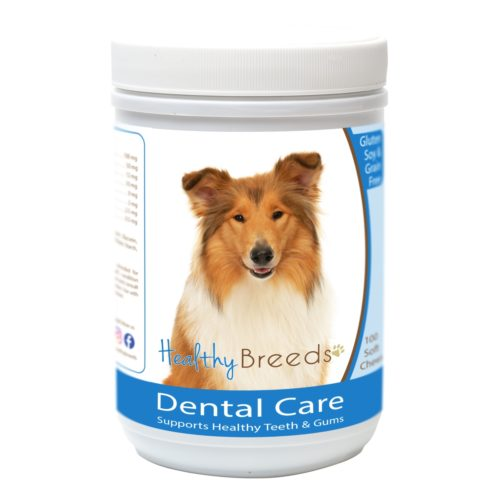 840235163183 Collie Breath Care Soft Chews for Dogs - 60 Count