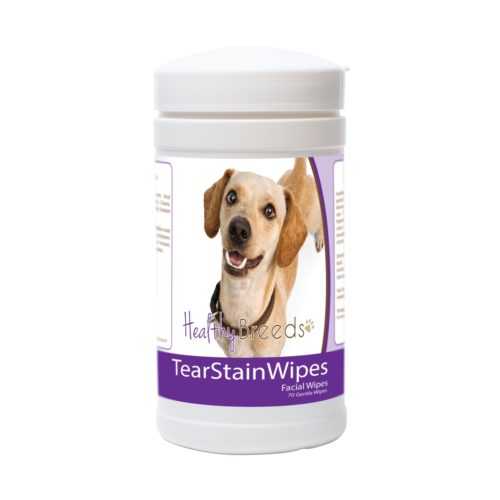 840235171812 Chiweenie Tear Stain Wipes - 70 Count