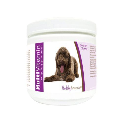 840235174509 Spanish Water Dog Multi-Vitamin Soft Chews - 60 Count