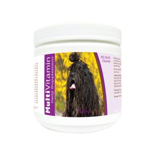 840235177548 Bergamasco Multi-Vitamin Soft Chews - 60 Count