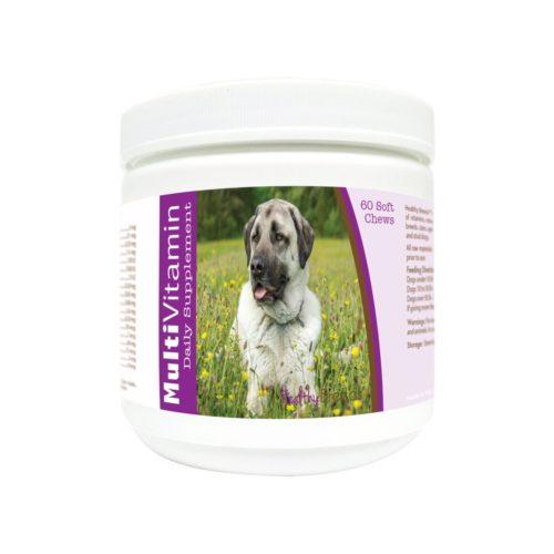 840235178514 Anatolian Shepherd Dog Multi-Vitamin Soft Chews - 60 Count