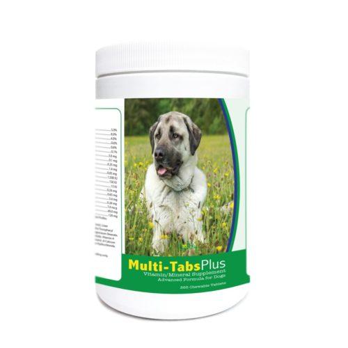 840235178606 Anatolian Shepherd Dog Multi-Tabs Plus Chewable Tablets - 365 Count