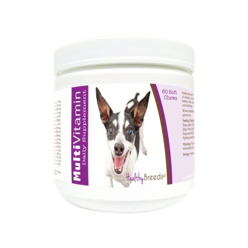 840235181101 Rat Terrier Multi-Vitamin Soft Chews - 60 Count