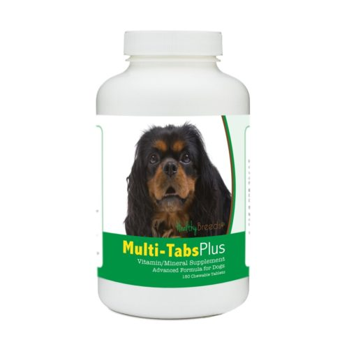 840235182238 English Toy Spaniel Multi-Tabs Plus Chewable Tablets - 180 Count