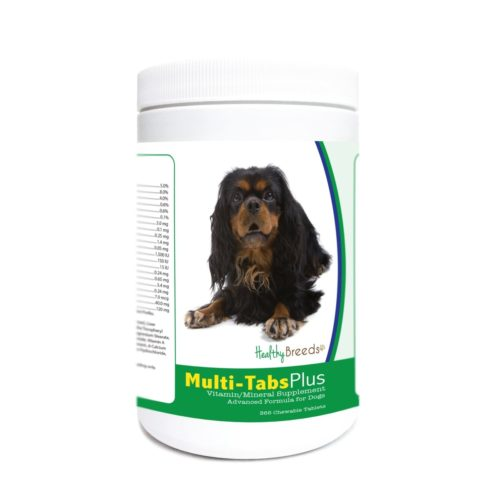 840235182245 English Toy Spaniel Multi-Tabs Plus Chewable Tablets - 365 Count