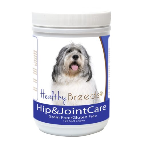 840235183488 Polish Lowland Sheepdog Hip & Joint Care, 120 Count