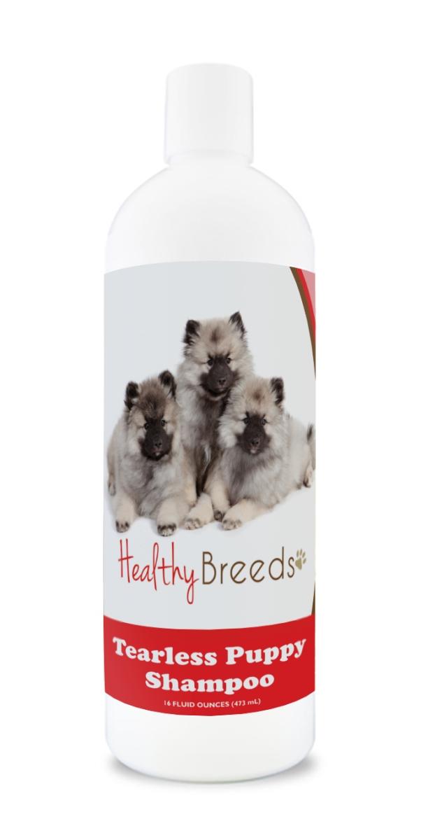 840235186212 Keeshonden Tearless Puppy Dog Shampoo