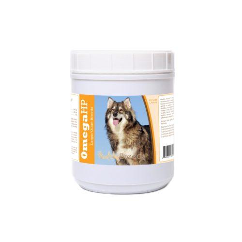 840235187707 Utonagan Omega HP Fatty Acid Skin & Coat Support Soft Chews