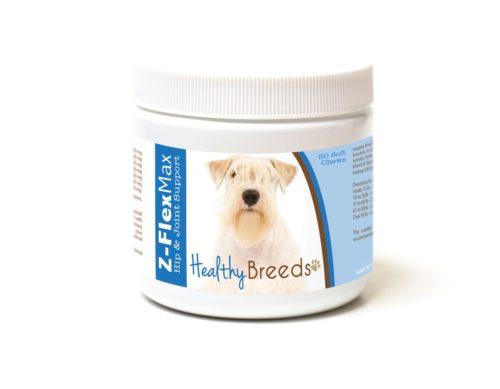 840235189015 Sealyham Terrier Z-Flex Max Hip & Joint Soft Chews
