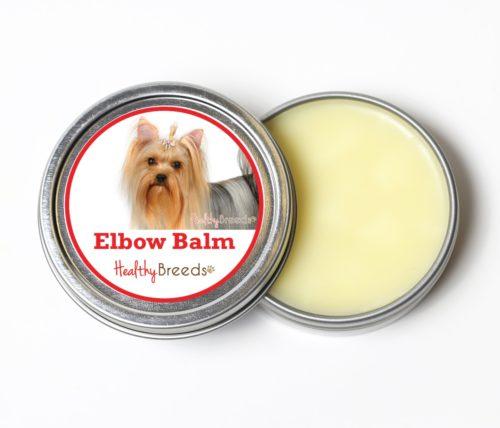 840235195054 2 oz Yorkshire Terrier Dog Elbow Balm