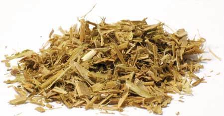 H16WHIWC 1oz Willow Bark Cut White - Salix Alba