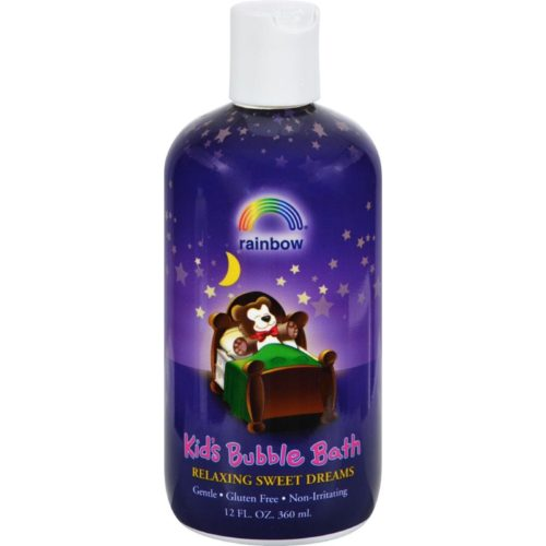 HG0590273 12 fl oz Organic Herbal Bubble Bath for Kids Sweet Dreams