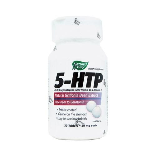HG0903690 5-Hydroxytryptophan, 30 Tablets