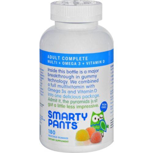 HG1137371 All-in-one Multivitamin Plus Omega 3 Plus Vitamin D Gummies - Pack of 180