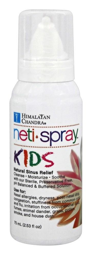 Himalayan Chrandra 1777903 2.53 oz Neti Spray Kids Saline Spray