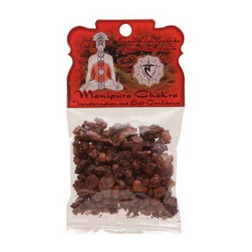 IRDMAN 1.2 oz Manipura Chakra Resin Incense