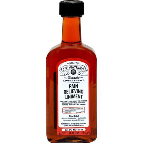 J.R. Watkins HG0245019 11 oz Natural Pain Relieving Liniment