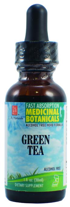 LA Naturals 1137791 1 oz Green Tea Glycerine