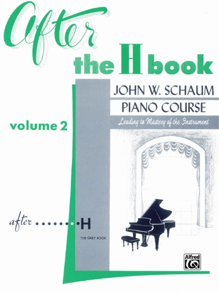 00-EL00514 After the H Book- Volume 2 - Music Book