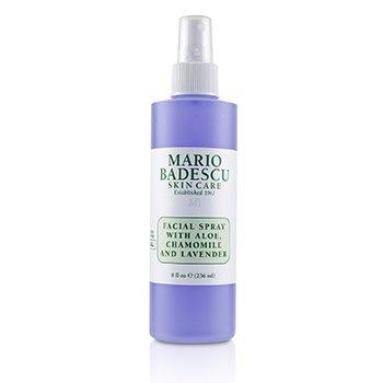 225344 8 oz Facial Spray with Aloe, Chamomile & Lavender