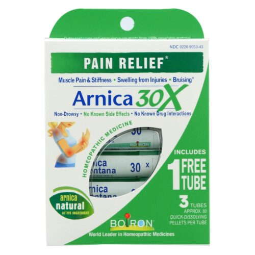 2314193 Arnicare 30x Pain Relief Tube - 3 Count