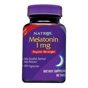 40874 Melatonin 1 Mg Time Release