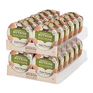 790037 2.8 oz Rachael Ray Nutrish Wet Cat Food, Chicken Purrcata - Pack of 24