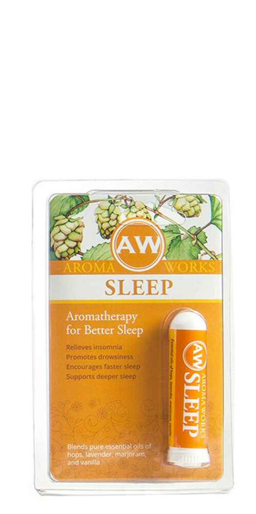 Amazing Solutions Aromaworks Aromatherapy Sleep Pocket Inhaler - 125 Oz