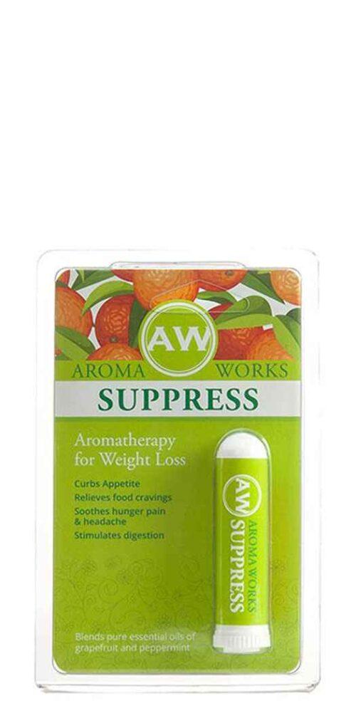 Amazing Solutions Aromaworks Aromatherapy Suppress Pocket Inhaler - 125 Oz