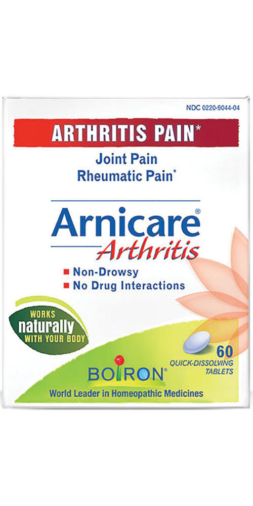 Boiron Arnicare Arthritis Tablets - 60 Tablets