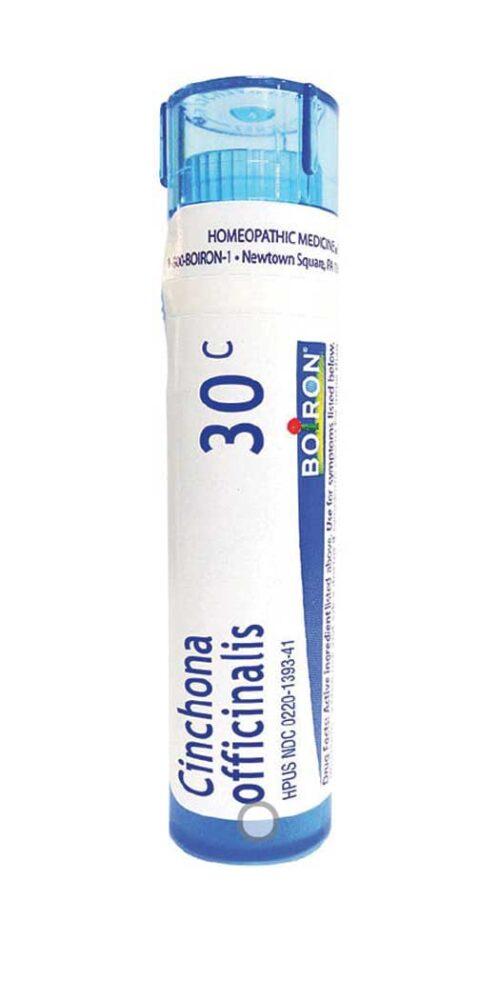 Boiron Cinchona Officinalis 30C - 80 Pellets