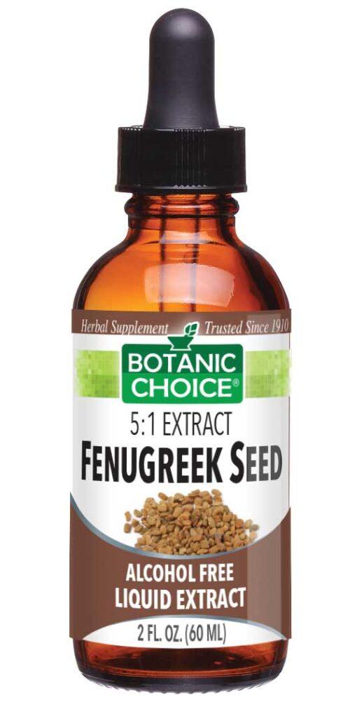 Botanic Choice Fenugreek Seed Liquid Extract - 2 Oz