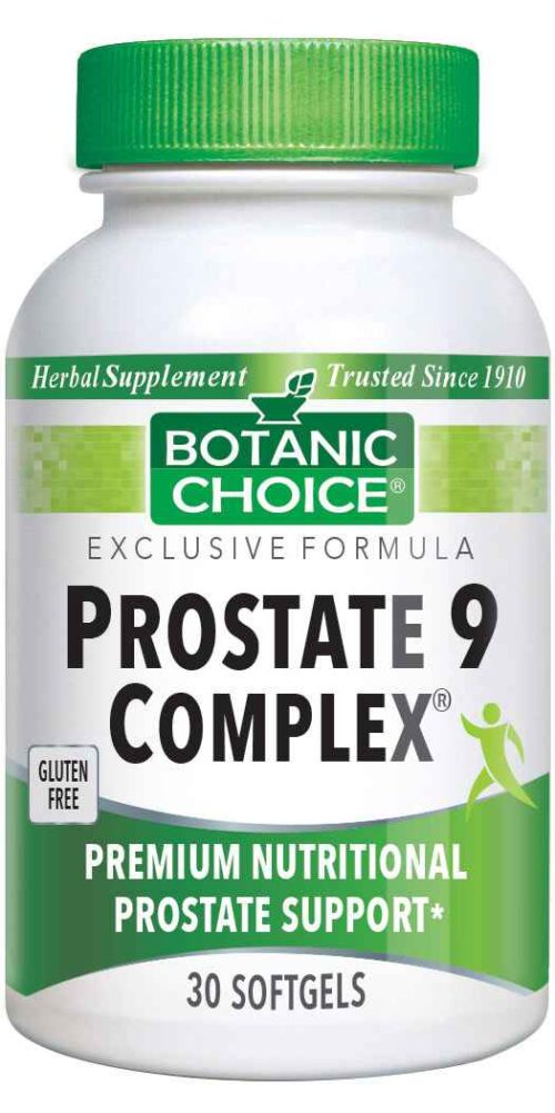 Botanic Choice Prostate 9 Complex® - 30 Softgels
