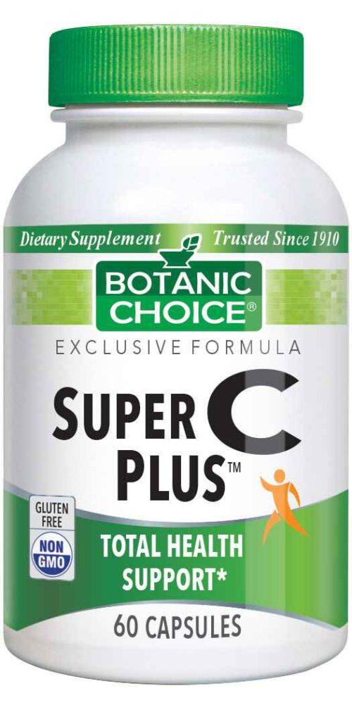 Botanic Choice Super C Plus™ - 60 Capsules