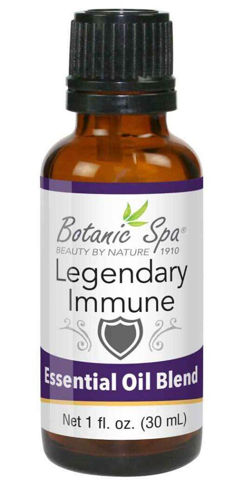 Botanic Spa Legendary Immune Essential Oil Blend - Fl Oz