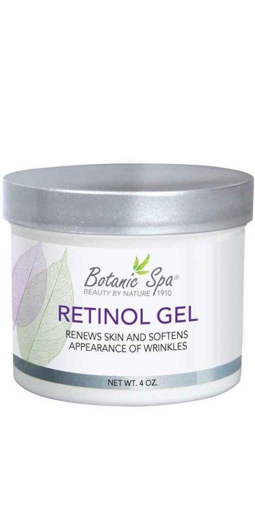 Botanic Spa Retinol Gel New & Improved - 4 Oz