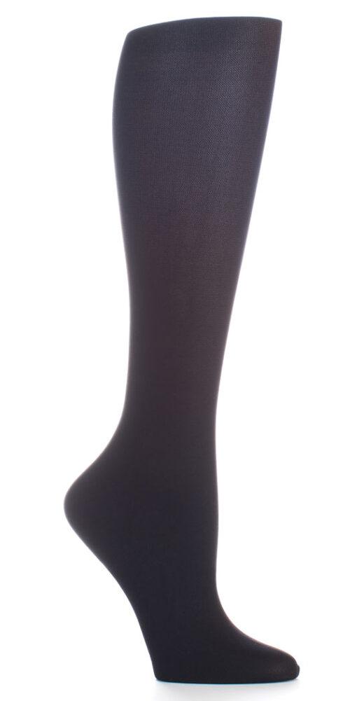 Celeste Stein Compression Socks Black Wide Calf Moderate - Wide Calf Moderate