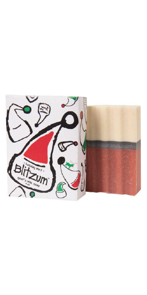 Indigo Wild Blitzum Holiday Mint Bar - 3 Oz