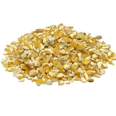 001698 50 lbs Medium Cracked Corn