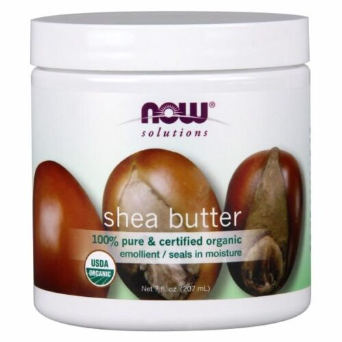 100% Pure Organic Shea Butter 7 oz by Now Foods