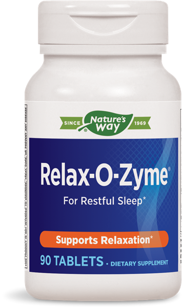 1530591 Relax-O-Zyme 60 Tablet