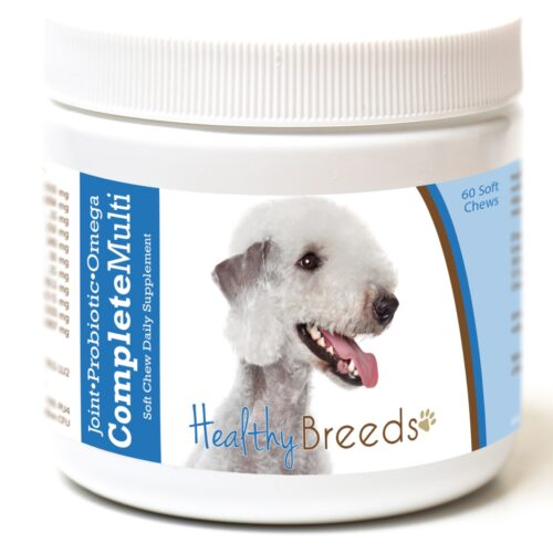 192959007367 Bedlington Terrier All in One Multivitamin Soft Chew - 60 Count