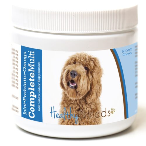 192959008395 Labradoodle All in One Multivitamin Soft Chew - 60 Count