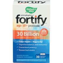 217349 Primadophilus Fortify Age 50 Plus Probiotic, Multi Color - 30 Vegetarian Capsules