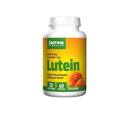 232935 Lutein Supplements - 60 Soft Gels