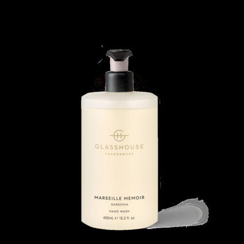 250520 15.2 oz Hand Wash, Marseille Memoir Gardenia