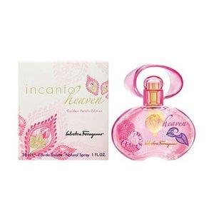 254158 1 oz Incanto Heaven Golden Petals Edition Eau De Toilette Spray for Women