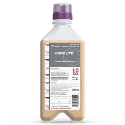 26912601 33.8 oz Osmolite 1 Cal Tube Feeding Formula Supplement